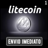 Litecoin 1 Ltc Comprar Barato Envio Imediato Rápido