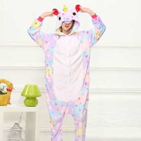 Pijama Mameluco Unicornio Estrellas Disfraz Envío Express