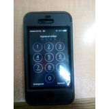 Iphone 4s De 16 Gb Color Negro