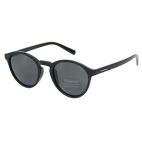 Oculos Da Moda Redondo - Óculos De Sol Com lente polarizada no ... b8bd215b66