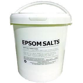 1 Kg De Sulfato De Magnesio Sal De Epson Varias Aplicaciones