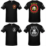 Camiseta Camisa Bope Logo Do Filme Tropa De Elite (bope)