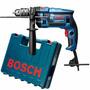 Furadeira Impacto Gsb 16 Re Prof 750w+ Maleta Bosch 220v