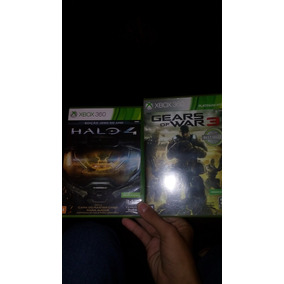 Troco Halo 4 E Gears Of War 3 Xbox 360 Por Gta V Original
