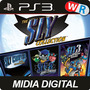 Sly Cooper Trilogy Hd Colecao Psn Ps3 Play3 Promocao