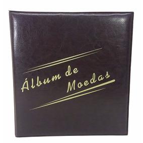 Álbum + 10 Folhas Moedas Compacto (56271)