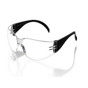 Óculos De Segurança Spy Incolor E Fume Steelpro