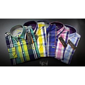 Camisas Harmont & Blaine Manga Larga