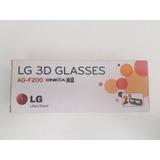 Pack De 2 Lentes 3d Lg (ag-f200) Estan Perfecto Estado