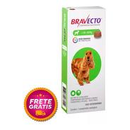 Bravecto 500mg Antipulgas E Carrapato 10-20kg
