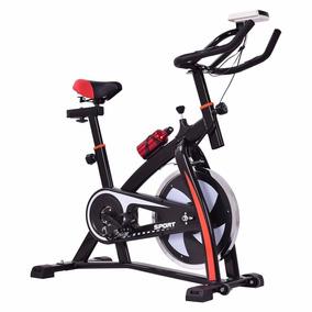 Bicicleta Goplus De Ejercicio, Estacionaria, Spnning Ajustab