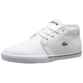 Tenis Ampthill Para Hombre Lacoste Blancos 10.5 Us