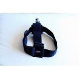 Head Strap Gopro Sony Action Cam Arnés Para Cabeza Original
