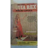Revista Guia Rex Edição Carioca 1981