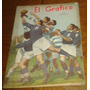 El Gráfico 1826 - Rugby Los Pumas Vs Francia / Alfredo Prada