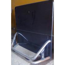Tampão De Fibra P/ S10 C.dupla Até 2011 S/santo Ant.