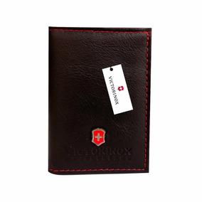 Cartera,billetera Para Caballero Victorinox 100%cuero