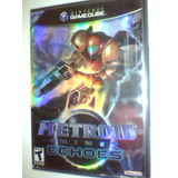 Metroid Prime 2 Echoes - Gamecube - Completo - Ojh