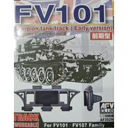 Afv Club 1/35 Af35290 Fv101 Scorpion Tank Track Early