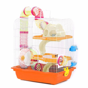 Gaiola Hamster Russo Chines Gerbil Esquilo Mongolia Safari L