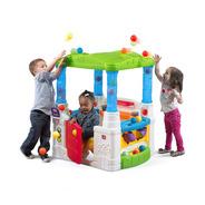 Casita De Juegos De Pelotas Para Niños Step2 Casa Wonderball