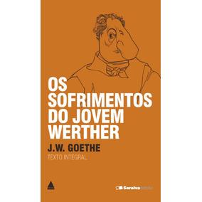 Livro Bolso Sofrimentos Do Jovem Werther Goethe Em Estoque