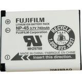 Batería Recargable De Iones De Litio Fujifilm Np-45 Para Fu