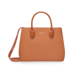 Isabel Caramel Carteras Italianas Volca Bags
