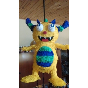 Piñata De Henry El Monstruito