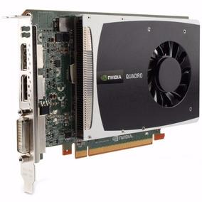 Placa Nvidia Quadro 2000 1gb 128-bit Gddr5 Pci-e Dell 02pnxf