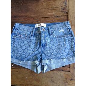 Shorts Hollister Original Feminino