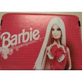 Capa Case Tablet Universal 7 Polegadas Barbie 5