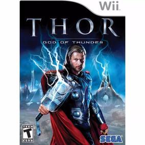 Thor God Of Thunder Wii
