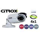 Camera 4 Em 1 Ahd Cvi Tvi Cvbs Citrox 2231 Ir 20m 3,6mm Cftv