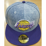 Gorras New Era New Los Angeles Lakers