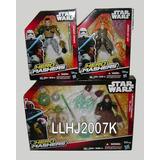 Star Wars Hero Mashers Lote De 3 Pack Disney Envío Gratis