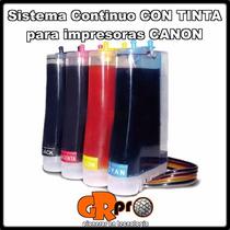Sistema Continuo Canon 2410, 2510, 2910, 2700, 2810, 2410