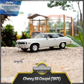 Chevy Ss Coupe Colección Autos Inolvidables Salvat