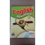 Libro English Adventure 1 Activity Book