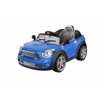 Mini Cooper Elétrico Infantil Com Controle Remoto