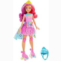 Boneca Princesa Do Jogo Em Um Mundo De Video Game Mattel