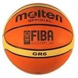 Balon Deporte Baloncesto Molten Original Gr6 Mas Rodilleras