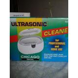 Limpiador Ultrasonido Chicago