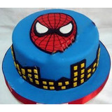 Tortas Infantiles Decoradas Spider Man Personalizadas