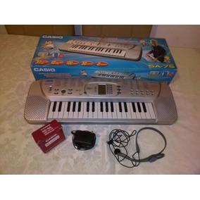 Piano O Teclado Electronico Marca Casio Sa-75