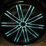 Cinta Reflectiva Para Carro O Moto 2cm X 5m
