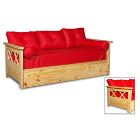Cama con cajones abajo camas y respaldos camas de 1 for Divan cama con cajones 1 plaza
