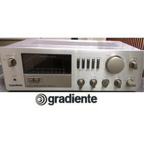 Quadro 20x30+ Foto Digital Amplificador Gradiente Model 246.