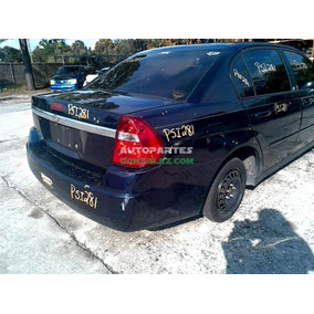 Chevrolet Malibu 04-08 Ecotec 2.2 Autopartes Refacciones