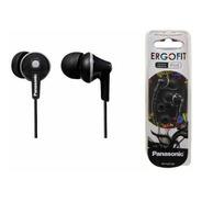 Audífonos Panasonic Rp-hje125 Negros